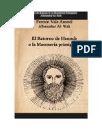 El Retorno de Henoch O La Masonería Primigenia