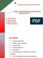 Analise Swot e BCG - Elisa
