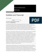 David McCandless La Belleza de La Visualización de Datos