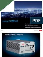 COM600 - UsO