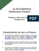 Clases de Estadística Poisson ADMON