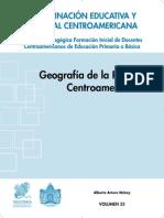 Volumen 33 - Geografía de la Región Centroamericana.pdf