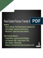 2015 Finance TRENDS