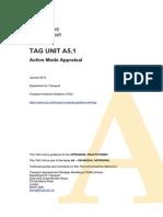 Webtag Tag Unit a5 1 Active Mode Appraisal