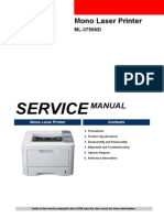 Svc Manual Ml-3750nd