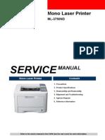 Svc Manual Ml-3750nd