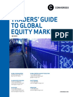 Traders Guide to Global Equity Markets Q4 2015 - Convergex