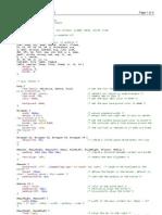 CSS-file duiklogboek
