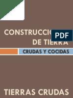Construcción de Tierra