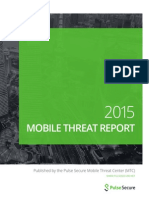 2015 Mobile Threat Report