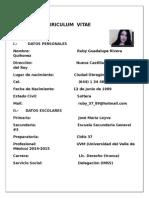 Cv_ruby Guadalupe Rivera Quiñonez