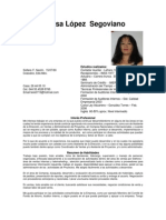 CV Teresa Lopez