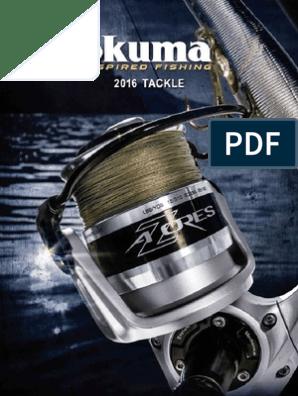 NEW Okuma ROX-20 Rox Spinning Reel 5.1:1 2BB 150//4#