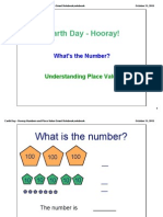 Numbers and Place Value SmartBoard Lesson Converted to PDF