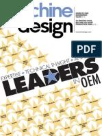 Machine Design Leaders