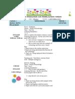 Rancangan Pengajaran Dan Pembelajaran Harian