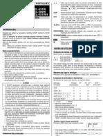 Manual Sharp EL531WH