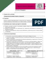 Propuesta de Practica Pedagogica 2