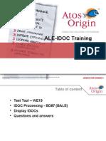 ALE IDOC Training-Day 8