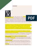 El Pragmatismo de Dewey11111