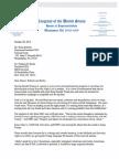 Luis Gutierrez Letter to SNL About Donald Trump