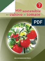 Manejo Sostenible Del Cultivo Del Tomate
