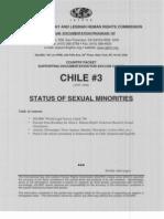 IGLHRC - Status of Sexual Minorities Chile 1997-1999