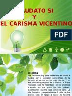 Laudato Si y El Carisma Vicentino