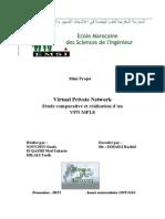 VPN Mpls GNS3 Libre
