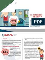 Derechos Laborales - Compensación Tiempo de Servicios (CTS)