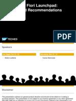 UX106 - SAP Fiori Launchpad Overview.pdf