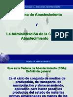 [PD] Presentaciones - La Cadena de Abastecimiento.pps