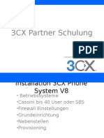 3CX Partner Schulung