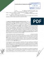 2- Denuncia a Grupo Control en La Inspeccion de Trabajo en Malaga s n