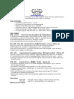 Jobswire.com Resume of dewynew