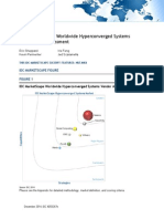IDC MarketScape Worldwide Hyperconverged Systems 2014 Vendor Assessment