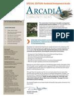 Arcadia Community News