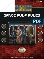 Space Pulp Rules