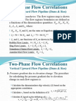 Two Phase in pipes