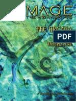Mage_ the Awakening - The Arcana of Creative Thaumaturgy