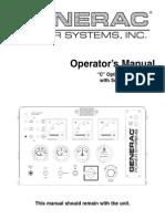 Manual Panel C 400