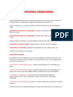 11 Inversiones Financieras (1)