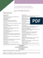 00 JHS Editorial Board