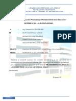 Informe 04 - Transporte Con Volquete - b2