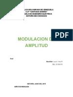 Amplitud Modular