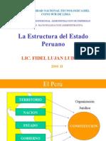 La Estructura Del Estado Peruano