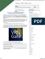 Config VPN