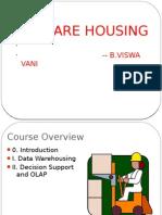 Dataware Housing B.viswA VANI