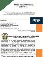Ponencia Diego Espinosa Ley y Plan Decenal