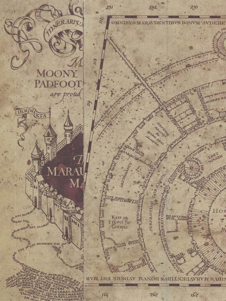 El Mapa Del Merodeador Pdf
